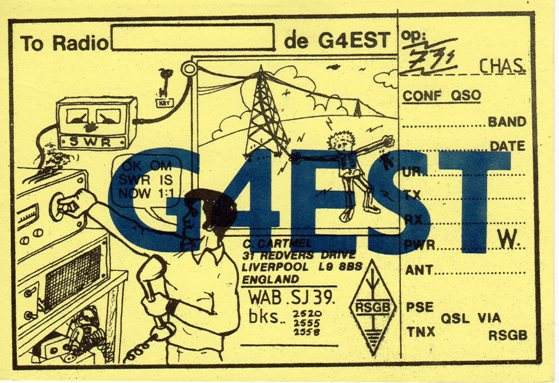 old QSL
